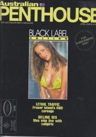 Australian Penthouse BLACK LABEL 2000 200004 April