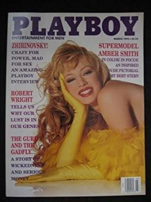 PLAYBOY Magazine 1995 9503 March
