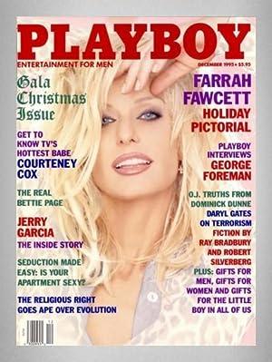 PLAYBOY Magazine 1995 9512 December