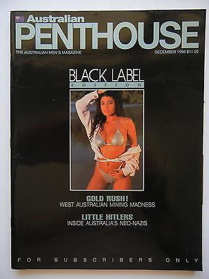 Australian Penthouse BLACK LABEL 1996 199612 December