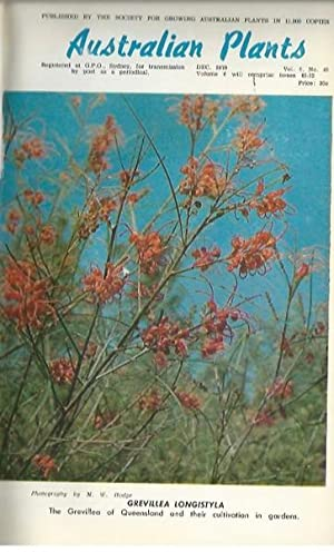 Australian Plants Volume 6: Issues 45-52