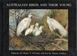 AUSTRALIAN BIRDS AND THEIR YOUNG. A Portfolio of paintings of breeding species of the eastern sta...