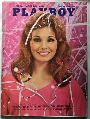 PLAYBOY Magazine 1968 6805 May: Hugh Hefner (ed.)