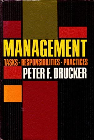 Management. Tasks, responsibilities, practices.