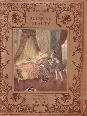 The Sleeping Beauty and other fairy tales.: Dulac, Edmund, illustrator,