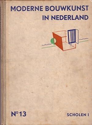 Moderne bouwkunst in Nederland. No. 13. Scholen: Berlage, H.P., e.a.,
