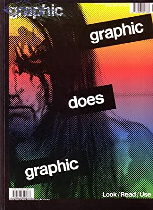 Graphic Magazine Issue Three. [2003]. Look, Read, Use.