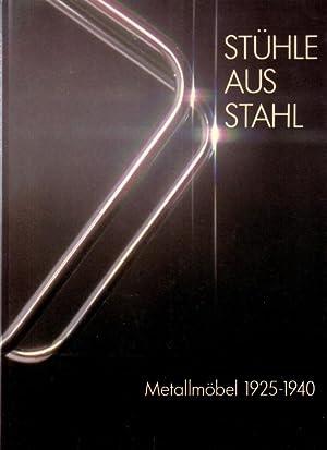 Stühle aus Stahl. Metallmöbel 1925-1940.: Geest, Jan van,