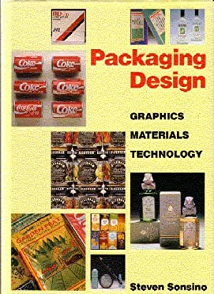 Packaging design. Graphics, material, technology.