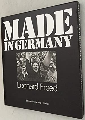 Made in Germany/ Re-made. Reading Leonard Freed: Freed, Leonard,