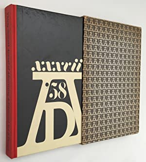 Thirty-seventh annual of advertising and editorial art and design of the New York Art Directors Club