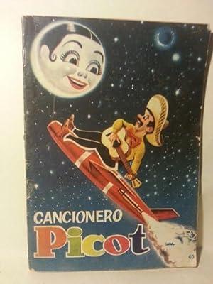 CANCIONERO PICOT.: Publicidad. Carteles.