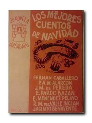 LOS MEJORES CUENTOS DE NAVIDAD. Antologia V: Caballero, Fernan. Alarcon,