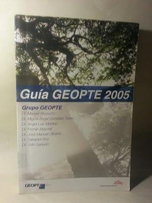 GUÍA GEOPTE 2005.: Geopte. Varios Autores.