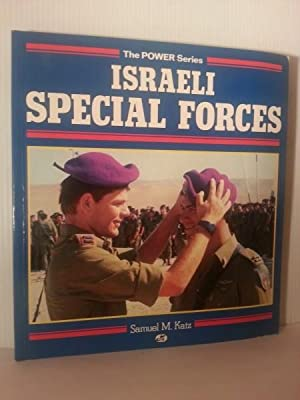 ISRAELI SPECIAL FORCES.