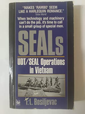 SEALS. UDT/SEAl Operations in Vietnam.