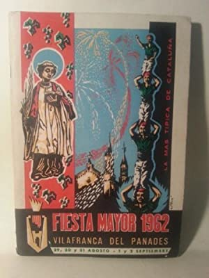 Fiesta Mayor 1962.