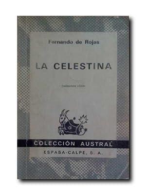 LA CELESTINA.: Rojas, Fernando De.