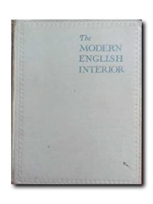 THE MODERN ENGLISH INTERIOR.