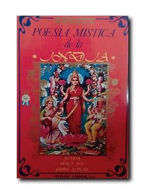 POESÍA MÍSTICA DE LA INDIA. Selección y: Kabir - Mira