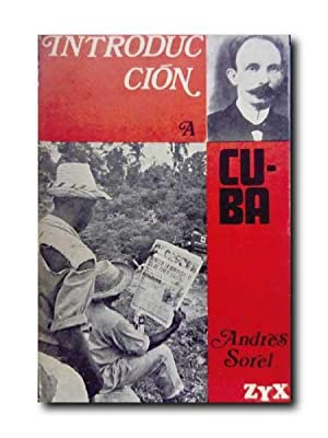 INTRODUCCION A CUBA.: Sorel,, Julian .