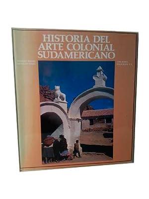 HISTORIA DEL ARTE COLONIAL SUDAMERICANO.: Bayon, Damian. Marx,