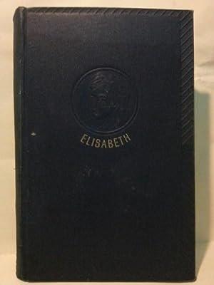 ELISABETH. LA EMPERATRIZ ENIGMATICA. Traduccion De Jaime Bofill y Ferro. Edicion Ilustrada Con ...