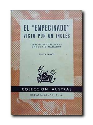 """EL """"EMPECINADO"""" VISTO POR UN INGLÉS. Traducción"""