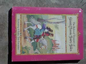 The Beloved Treasury of Giant Classic Fairy: Magner, Carolyn, Illustrated