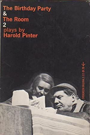 THE BIRTHDAY PARTY and THE ROOM. Two plays by Harold Pinter.: Pinter, Harold.