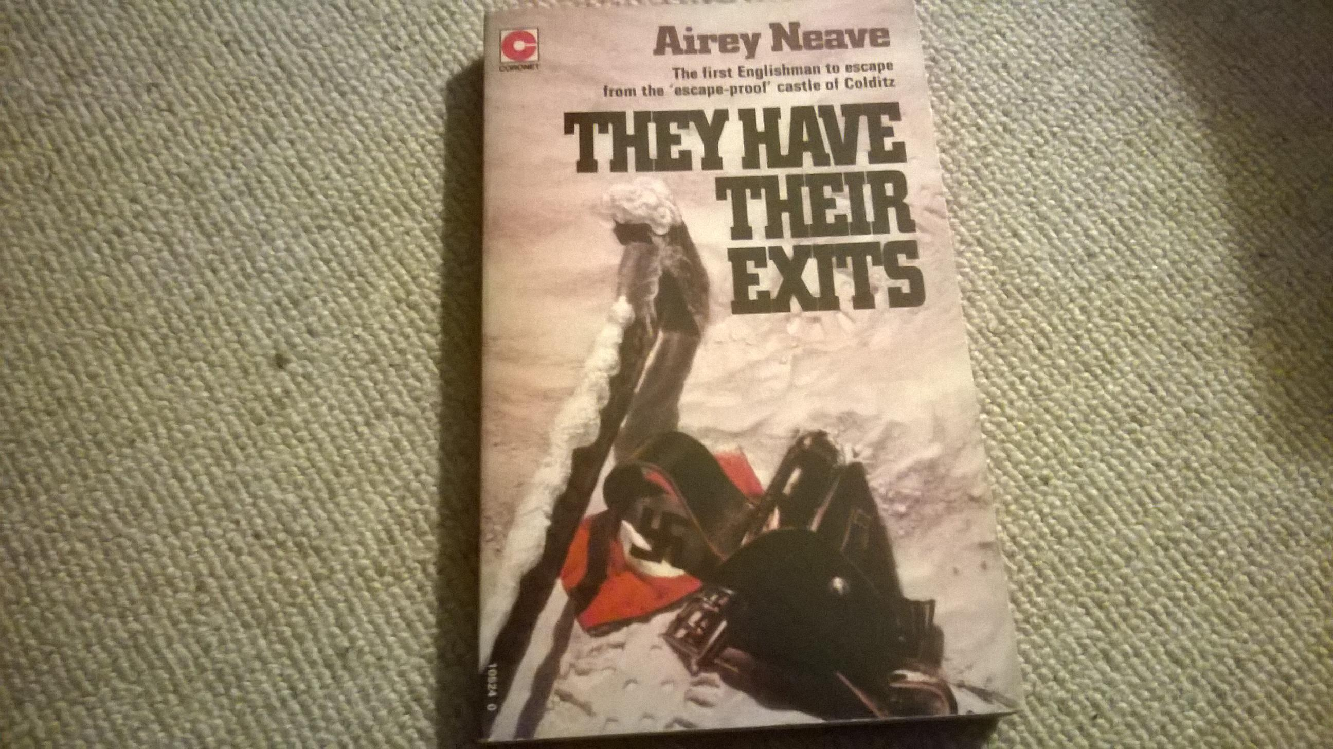they have their exits neave airey