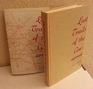 Lost Trails of the Cimarron: Harry E. Chrisman