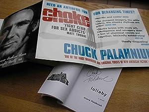 Lullaby: Palahniuk, Chuck