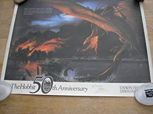 The Hobbit 50th Anniversary Limited Edition Poster,: Tolkien, J.R.R.