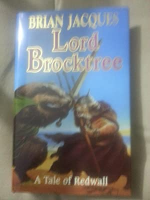Lord Brocktree. A Tale of Redwall ***SIGNED 1st***
