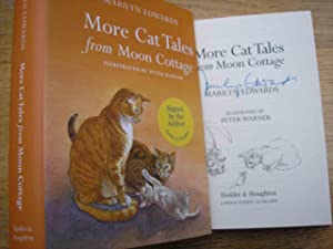 More Cat Tales from Moon Cottage *** 1st / DATED/ SIGNED ***