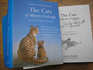 The Cats of Moon Cottage *** FIRST & SIGNED***
