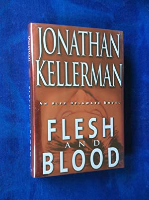 Flesh and Blood (SIGNED): Jonathan Kellerman
