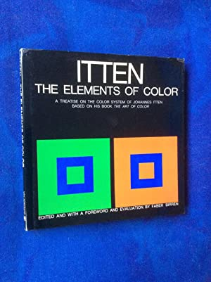The Elements of Color: A Treatise on: Johannes Itten