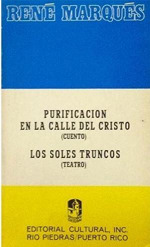 Purificación en la calle del Cristo (cuento);: Marqués, René