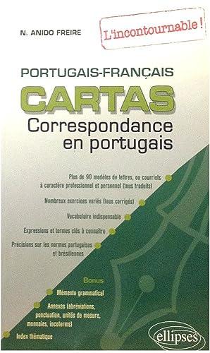 Cartas: Correspondance en portugais (portugais-français).: Anido Freire, Naiade