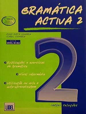 Gramática activa 2 (Nível B1-B2).: Mata Coimbra, Olga;