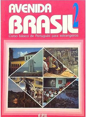 Avenida Brasil 2: Curso basico de Português: Lima, Emma Eberlein