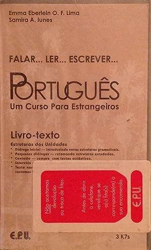 Falar. Ler Escrever Português: Livro-texto (set of: Lima, Emma Eberlein