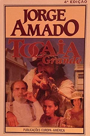 Tocaia Grande: A Face Obscura.: Amado, Jorge