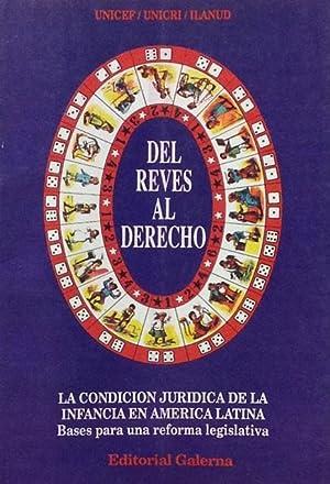 Del revés al derecho: la condición jurídica: Beloff, Mary Ana