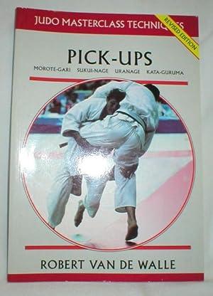Judo Masterclass Techniques; Pick-ups: Van De Walle,