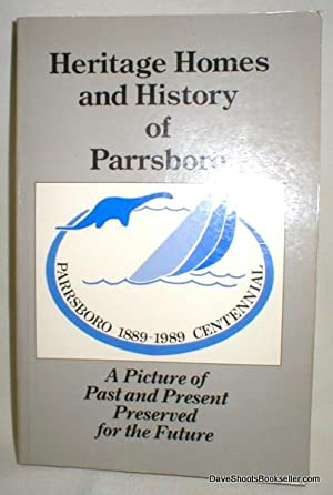 Heritage Homes and History of Parrsboro