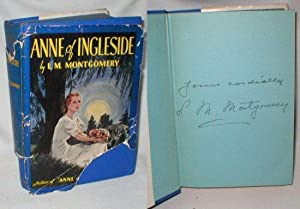Anne of Ingleside (Signed): Montgomery, L.M. (Lucy
