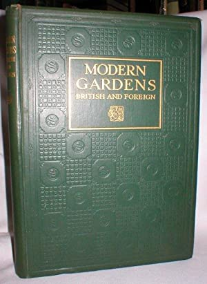 Modern Gardens British and Foreign; Special Winter Number of